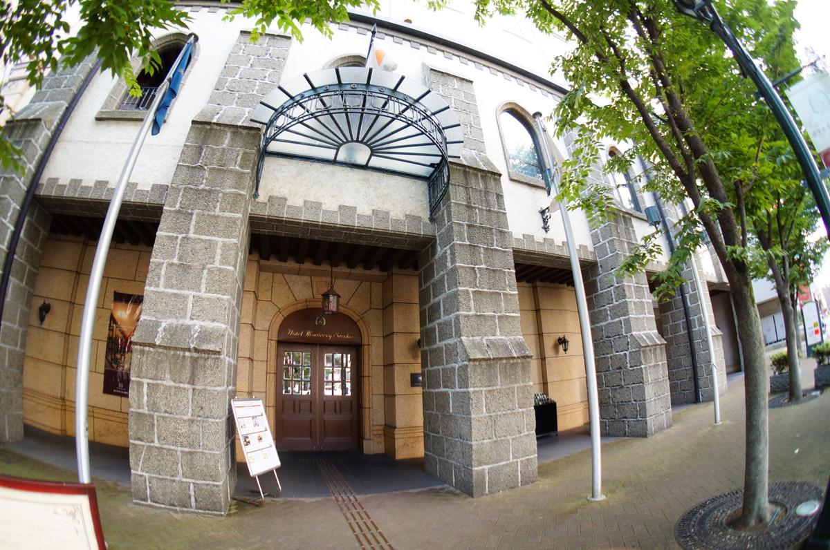 仙台駅前で日帰り温泉 ランチが出来る ホテルモントレ仙台 は本当に